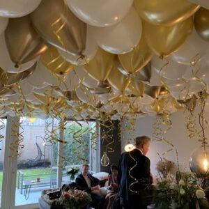 Helium ballonnen Plafon