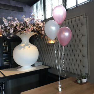 Helium Trosje voor op tafel of vloer