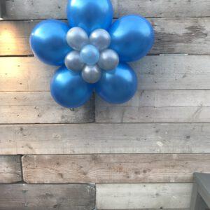 Decoratie Ballonnen Bloemen