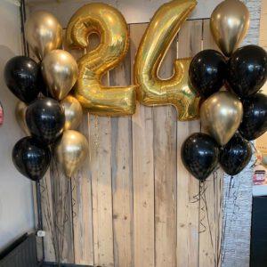 Cijferballonnen XXL 104 cm